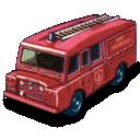 fire, land, rover, truck