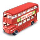 bus, london icon