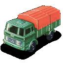 mercedes, truck icon