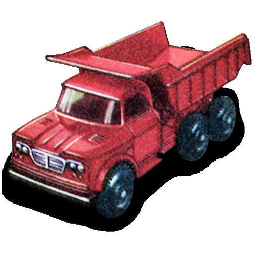 dumper, truck icon