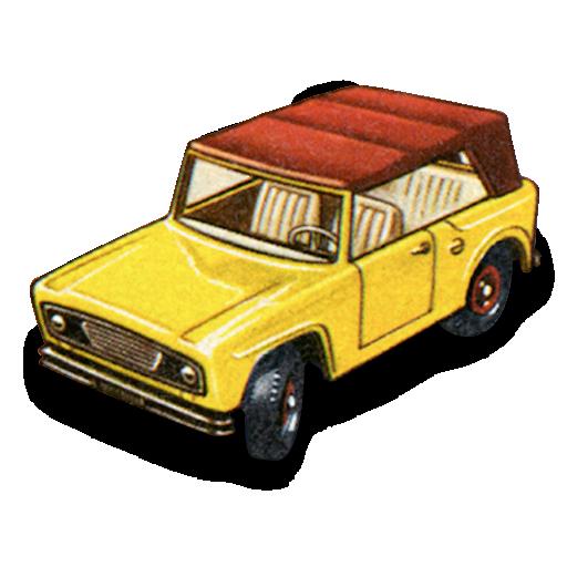 car, field icon