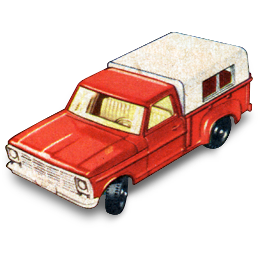 car, ford, pick, truck, up icon