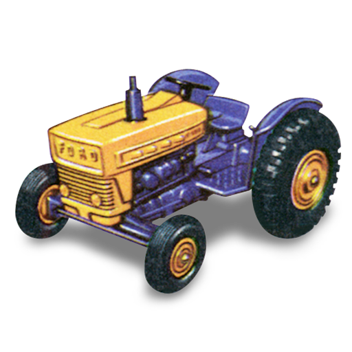 ford, tractor icon