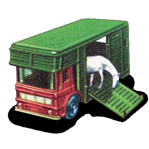box, horse icon