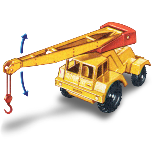 crane, jumbo, movement icon