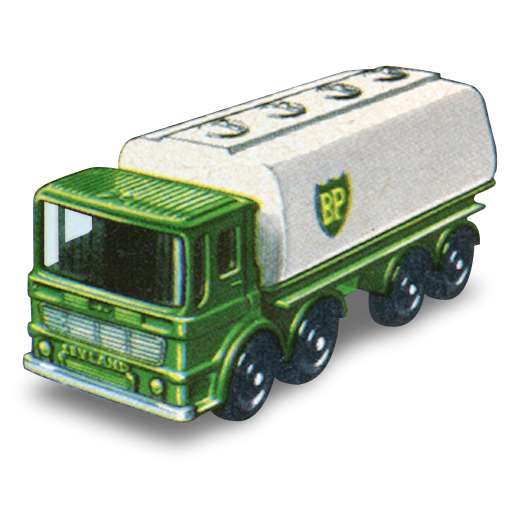 leyland, petrol, tanker icon