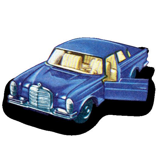 car, mercedes, se icon