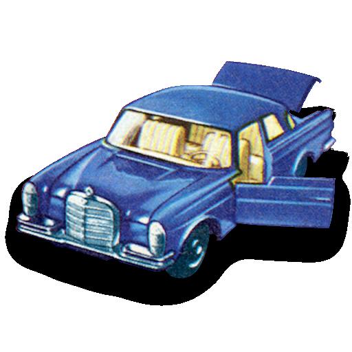 boot, car, mercedes, open icon