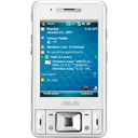 asus p535, smart phone icon