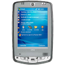 hp ipaq hx2495, smart phone icon