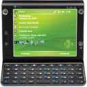 htc advantage, laptop, mobile device, windows mobile icon