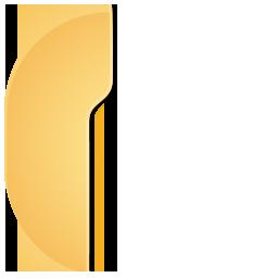 folder, front, live icon