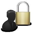 control, padlock, user