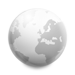 disconnect, globe icon
