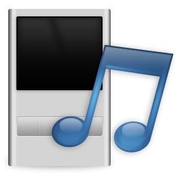 music, player, portable icon