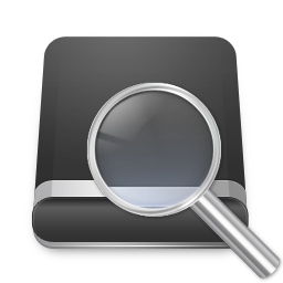 drive, search icon