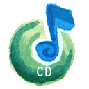 audio, cd icon