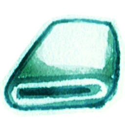 drive, harddisk, removable icon
