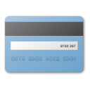 blue, card, credit