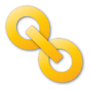 hyperlink, yellow