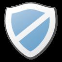 blue, protect, shield icon