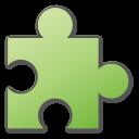 green, puzzle icon