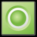 green, speaker icon