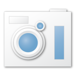 Blue, camera icon - Free download on Iconfinder