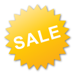 Label, sale, yellow icon - Free download on Iconfinder