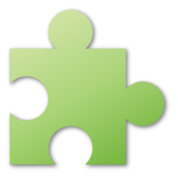 Green, puzzle icon - Free download on Iconfinder