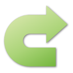 Green, redo icon - Free download on Iconfinder