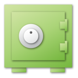 green, security icon