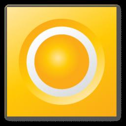 speaker, yellow icon