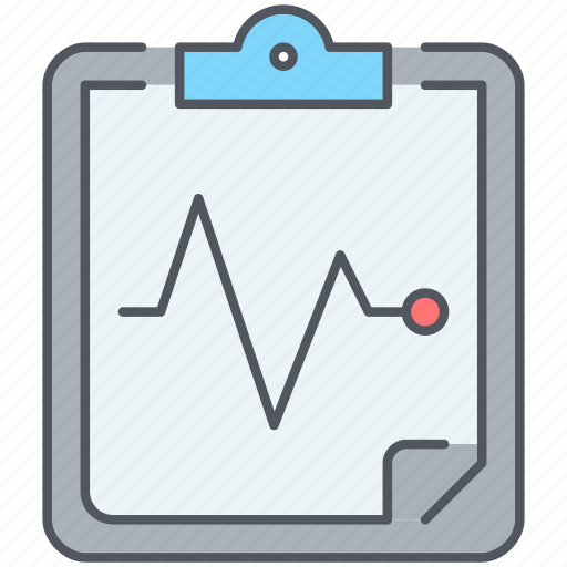 clinic, data, doctor, healthcare, history, medical, medicine icon