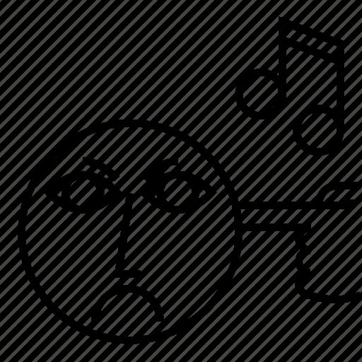 distress, loud, noisy, unhappy, volume icon