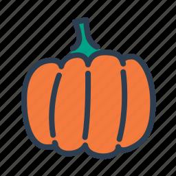 autumn, food, halloween, harvest, plant, pumpkin, vegetable icon
