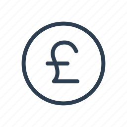british, cash, coin, currency, finance, money, pound icon