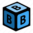 abc, alphabet, b, font, graphic, language, letter icon