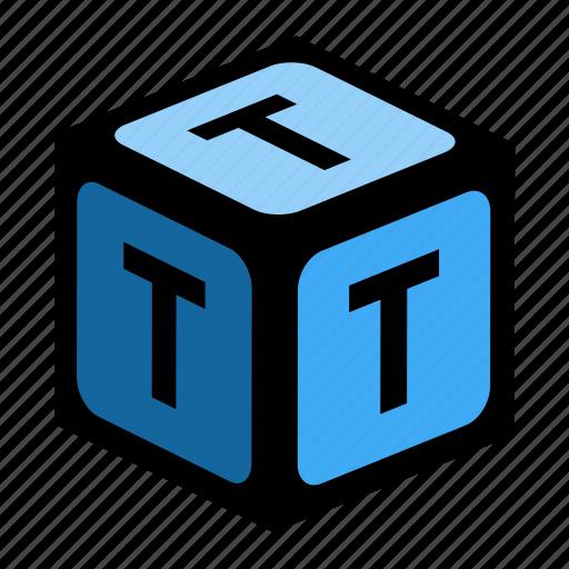abc, alphabet, font, graphic, language, letter, t icon