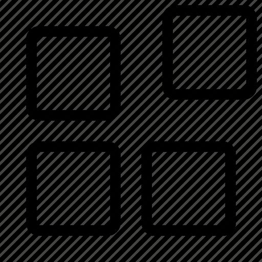 block, build, create, diy, make icon