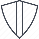 connect, online, save, secured, server, shield icon