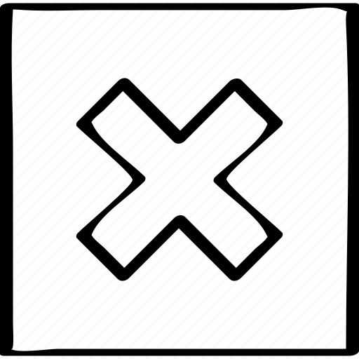 abstract, creative, cross, design, stop icon