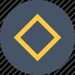 abstract, create, creation, hexagon, inside, shape icon