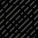 abstract, cenete, creative, design, eye icon