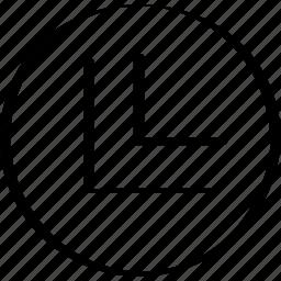 abstract, creative, design, edge, edges icon