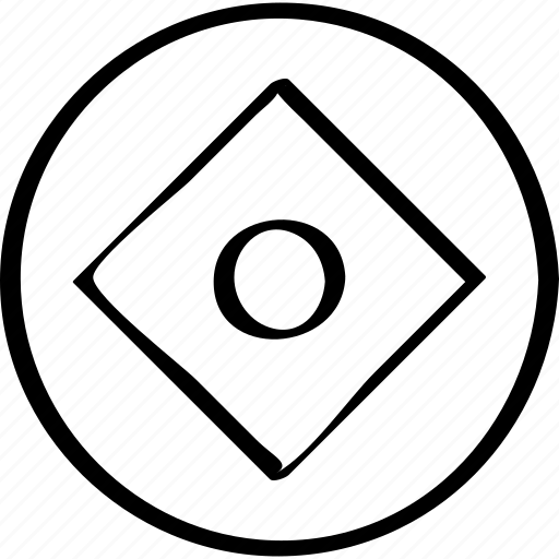 abstract, creative, cube, design, eye icon