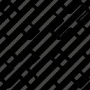 abstract, creative, design, four, stop icon