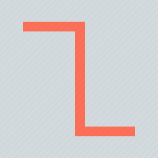 abstract, creative, design, worm icon