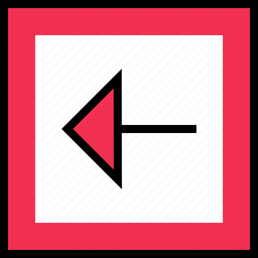 abstract, back, design, exit icon