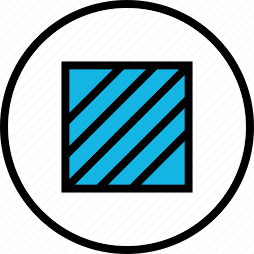 abstract, design, diagnol, lines icon